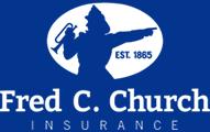 fred c. church logo