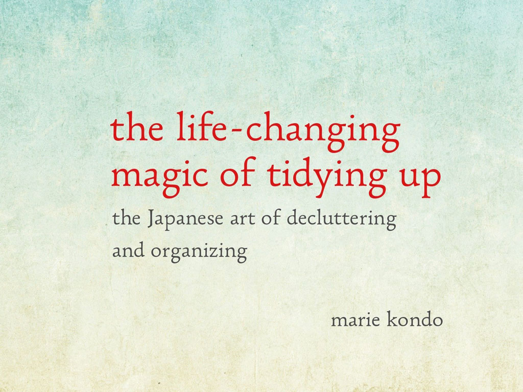 A Review of Marie Kondo's Book