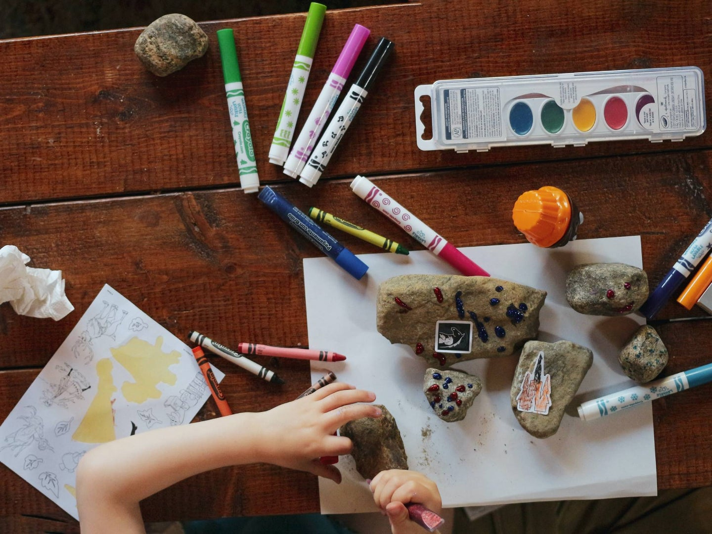 How to declutter your kids' artwork while keeping what matters